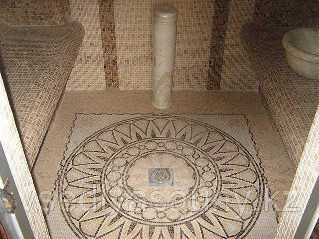 Строительство хаммама. (турецкая баня). - фото 1