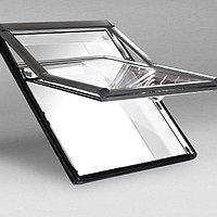 Мансардное окно ROTO DESIGNO R75 K WD из ПВХ (54*98см) в комплекте