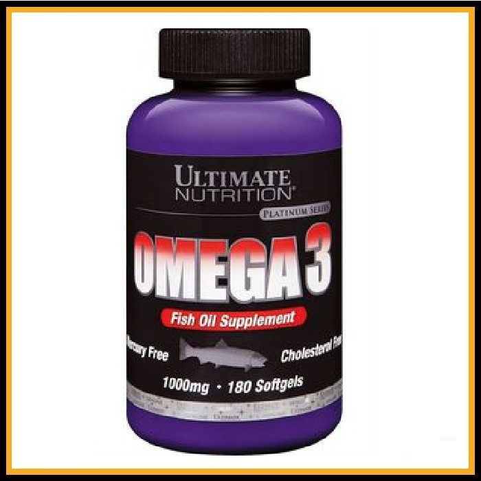 Ultimate Nutrition Omega 3 (180 caps)