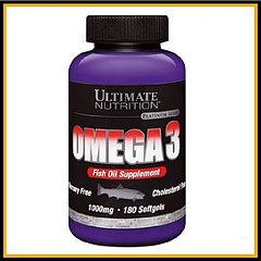 Ultimate Nutrition Omega 3 (90 caps)