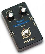 Компрессор, лимитер для электрогитары Artec TURBO COMPRESSOR SE-CMP