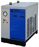 Осушители рефрижераторного типа серии ОВР-1020 - OBP-6600