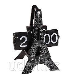 Перекидные часы Эйфелева башня