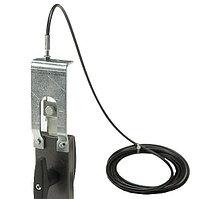 CMS.  Устройство для разблокировки приводов секционных ворот.