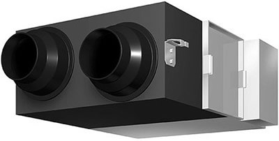 Приточно-вытяжная система с рекуператором Cooper&Hunte GREE FHBQ-D5-K