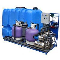 Системы очистки воды для автомоек АРОС