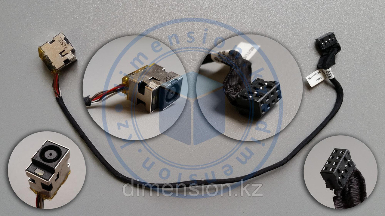 Разъем питания HP Envy M6-1000 series