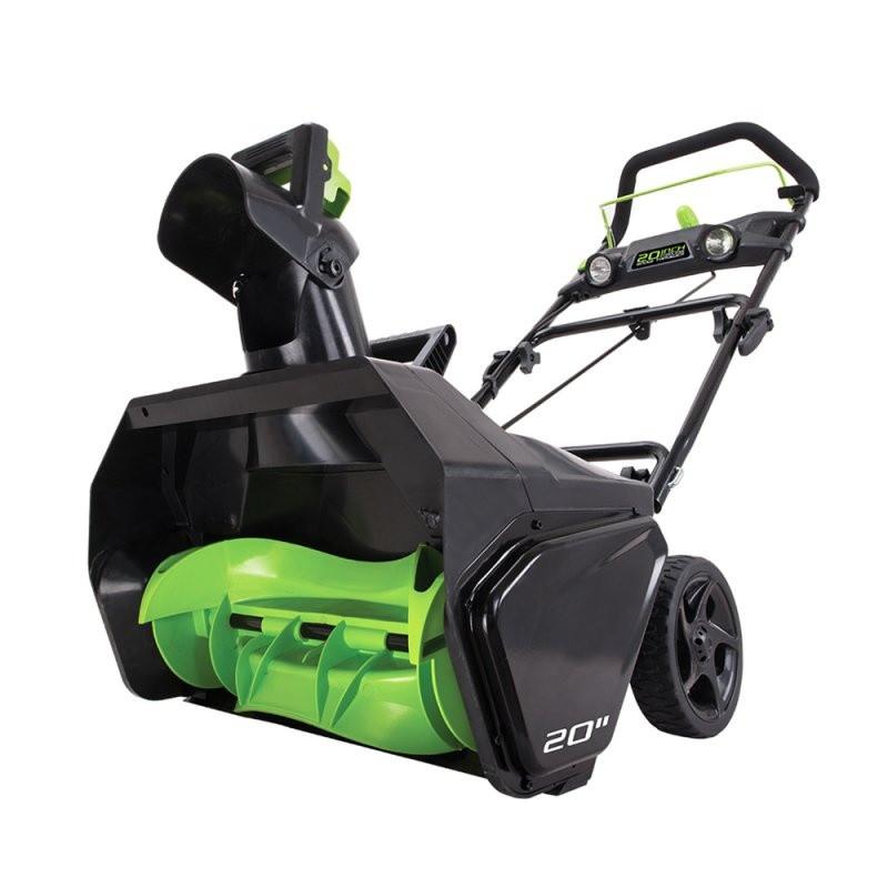 Снегоуборщик аккумуляторный Greenworks DigiPro 80V 50
