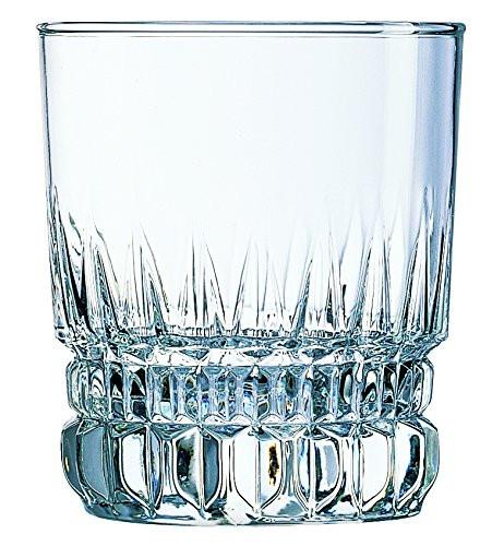 Набор низких стаканов Luminarc Imperator 300 мл, 6 шт (C7233)
