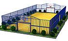 Строительство спортивных площадок под ключ , фото 2