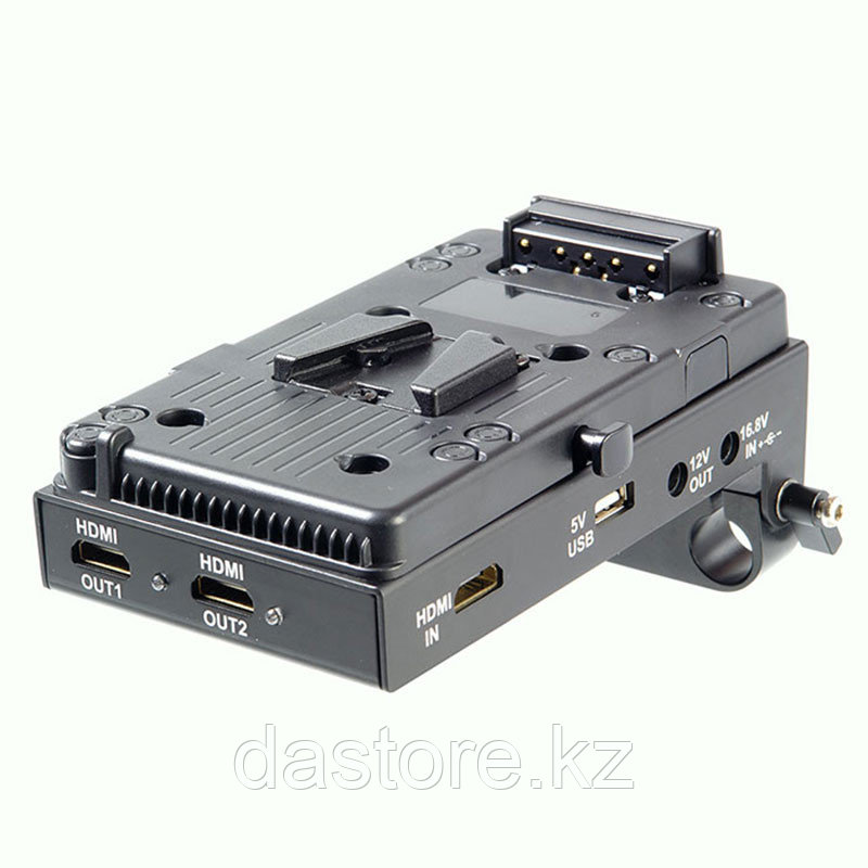 GreenBean PowerPlate 02 HDMI система питания с V-mount для плечевых и прочих упоров