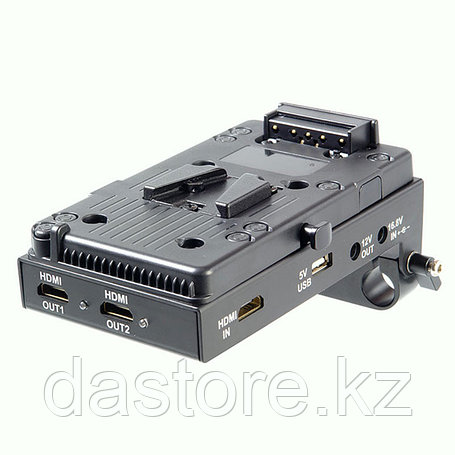 GreenBean PowerPlate 02 HDMI система питания с V-mount для плечевых и прочих упоров, фото 2