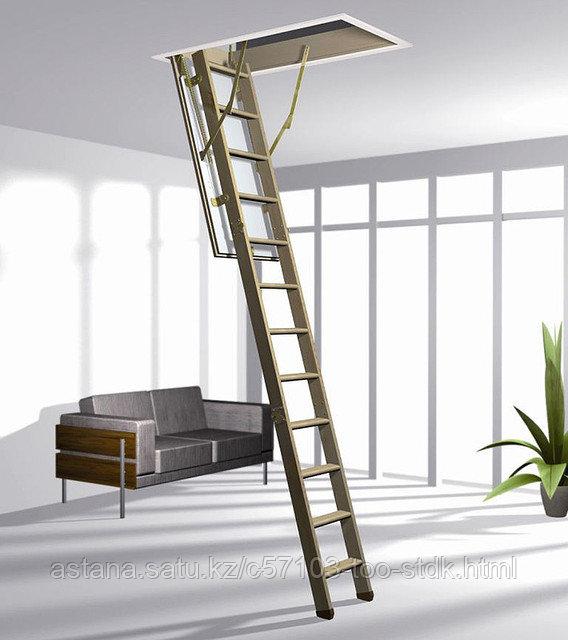 Лестница Esca ISO-RC 120*60 и 120*70см
