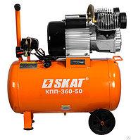 Поршневой компрессор SKAT КПП-360-50