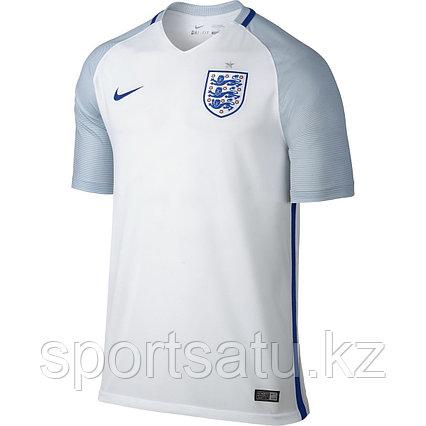 Сборная Англия футбольная форма 2016-17 домашняя
