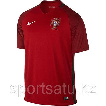 Сборная Португалии футбольная форма 2016-17 домашняя