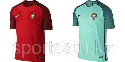 Сборная Португалии футбольная форма 2016-17 гостевая