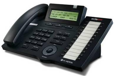 Цифровой системный телефон LDP-7224D для мини АТС