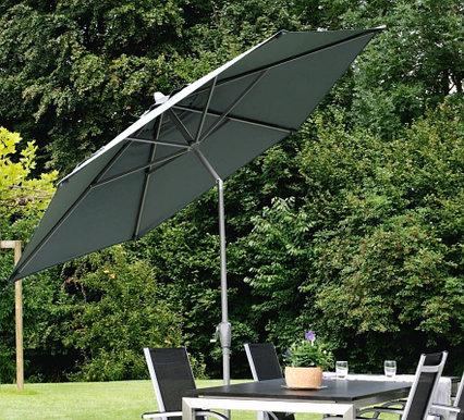 Зонт садовый Джулия, диаметр 2.7 м (меняет угол наклона)