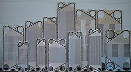 Уплотнения к пластинчатому теплообменнику Alfa Laval MS10