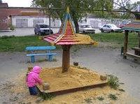 Песок для песочниц (в мешках), фото 1