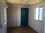 Блок Контейнер под лабораторию 20 ф, фото 3