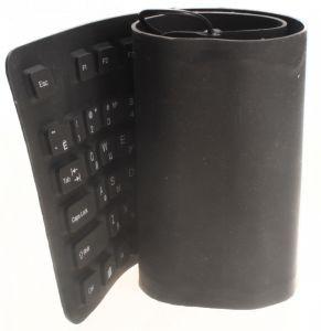 Клавиатура гибкая силиконовая