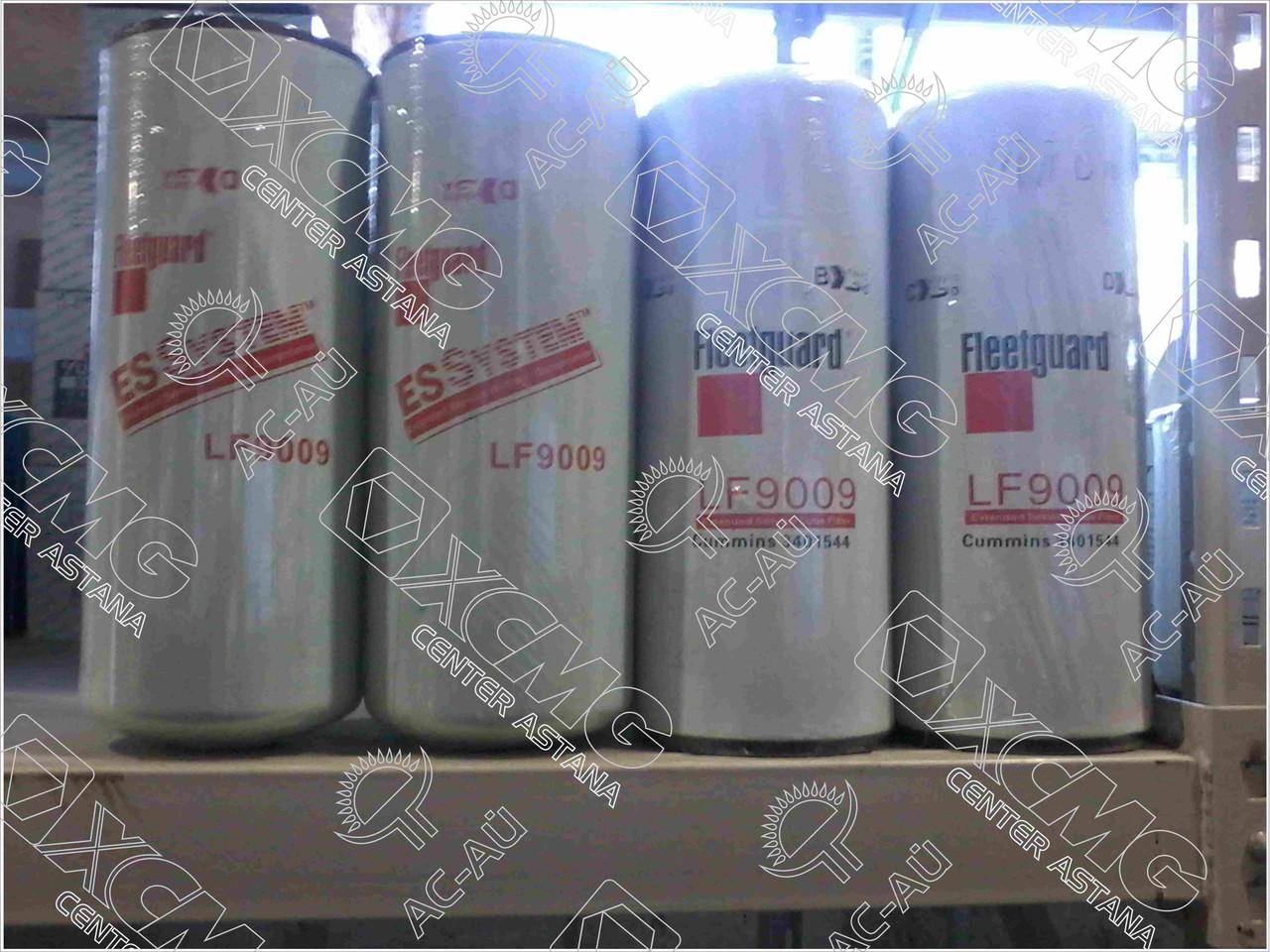 Масляный фильтр LF9009 для GR215, SD22, QY25K (евро2)