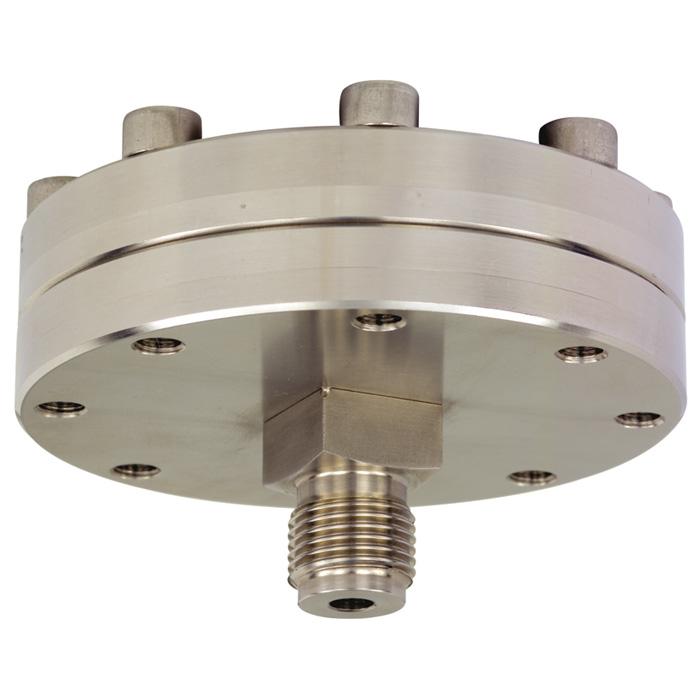 Модель 990.40 мембранные разделители с резьбовым присоединением