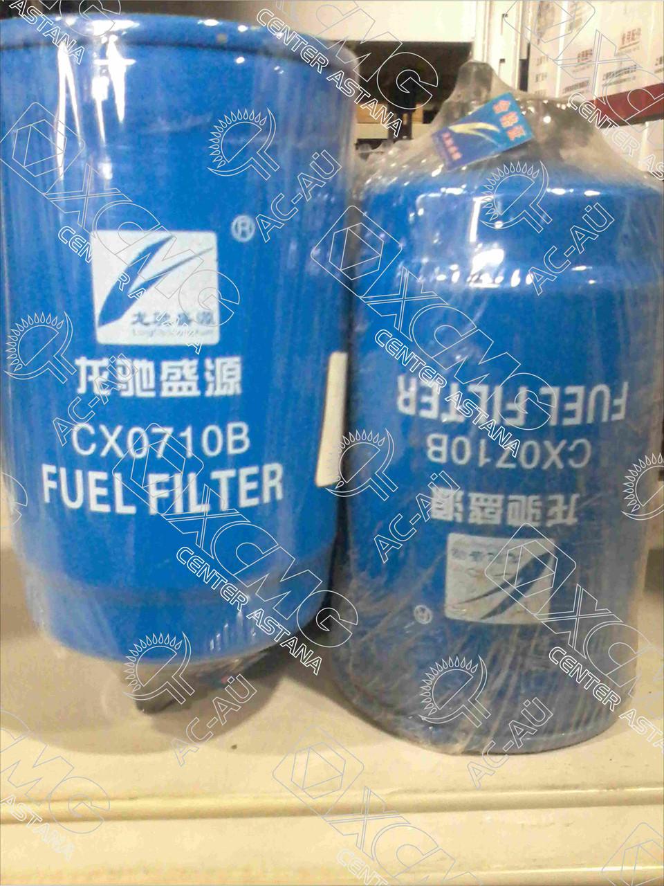 Топливный фильтр СХ0710В WZ30-25. ZL30G. XS162J. XS202J