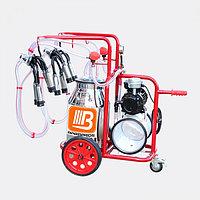 Доильный аппарат BARBAROS MOTOR Двойной Универсаль (для коров)