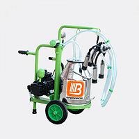 Доильный аппарат BARBAROS MOTOR Листочек (для коров)