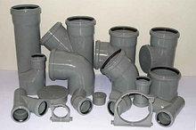 Фитинги канализационные (пвх)