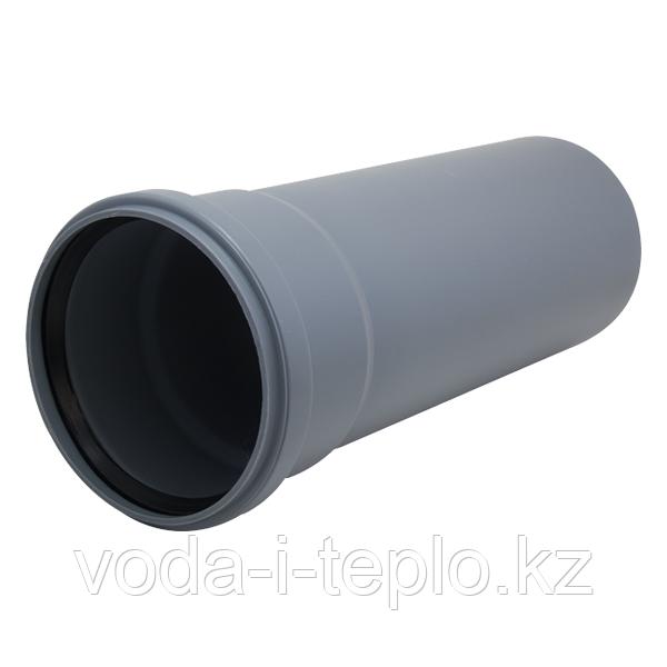 Труба ПВХ ф110/200см (2,7мм)