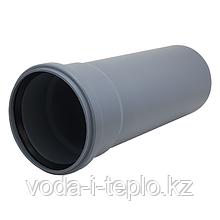 Труба ПВХ ф110/100см (2,7мм)
