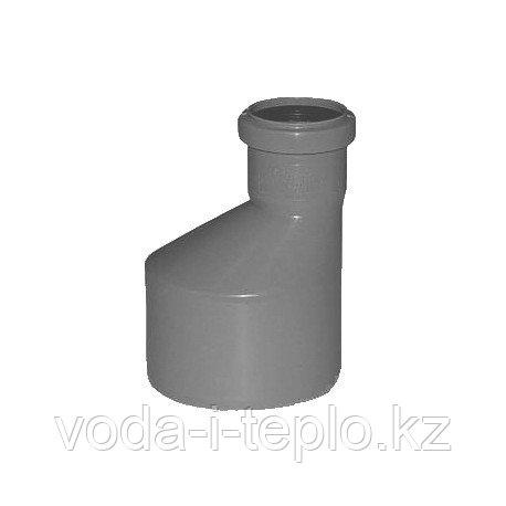 Переходник для унитаза (Редукция) ПВХ ф110х50
