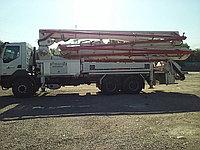 Услуги  бетононасоса 38 метров