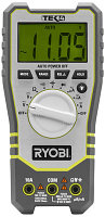 Цифровой мультимер RYOBI RP4020