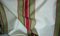 Ткань для штор в полоску в наличии в Алматы