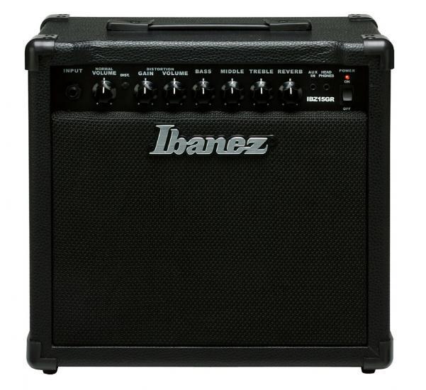 Гитарный комбоусилитель IBANEZ