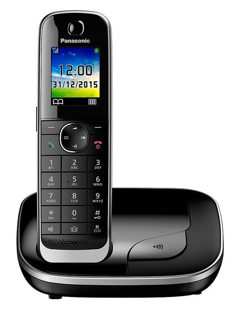 Panasonic KX-TGJ310UCB DECT телефон