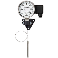 Модель TGT70 манометрический термометр с электрическим сигналом WIKA