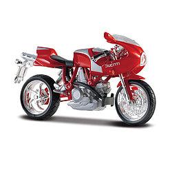 1/18 Bburago Cycle Ducati MH900E