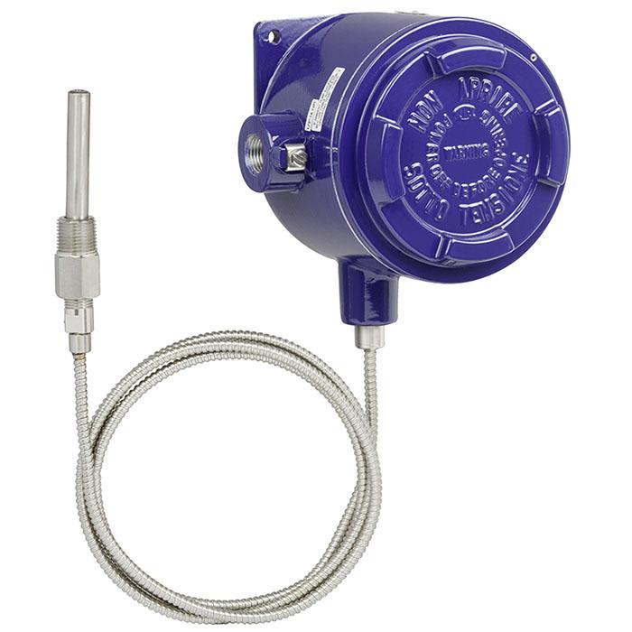 Модель TAG температурный переключатель для высоких температур WIKA
