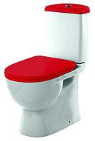 Унитаз компакт  SANITA LUXE  BEST Color Red SL DM