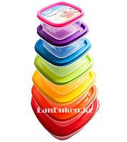 """Набор из 7 контейнеров для хранения еды """"Piece Storage Container"""" (емкость для сыпучих продуктов), фото 1"""
