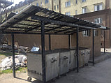 Навесы в Алматы, фото 5