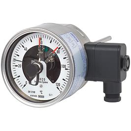 Комбинированные средства измерения температуры