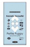 Сухой корм для щенков, беременных и кормящих сук мелких пород Kennels' Favourite Petite Puppy