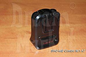 Радар-детектор видеорегистратор Sho-Me Combo 1 A7